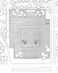 100 salk institute floor plan modern architecture salk institute floor plan the last mies legacy neue nationalgalerie metalocus