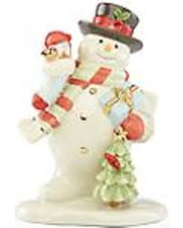 find the best deals on 2017 annual snowman figurine by lenox