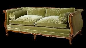 canap louis xv canapé de style louis xv en tissu professionnel 2 places
