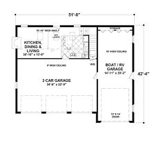 100 3 car garage plans with loft rv garage plan with 3 car garage plans with loft two car garage and rv garage with loft 059d 6015