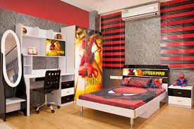 Kids Bedroom Furniture Sets For Boys by 15 Kids Bedroom Design With Spiderman Themes Home Design And