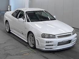 nissan skyline 2007 torque gt auction report r34 gtr special