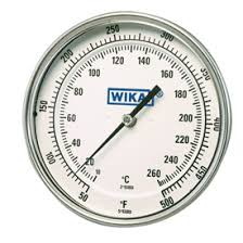 Jual Thermometer Wika wika process has two types and liquid filled specially