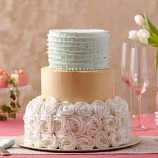 golden wedding cakes wedding cake decorating ideas wilton