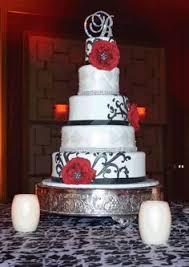 great gatsby wedding cake old hollywood style wedding monogram