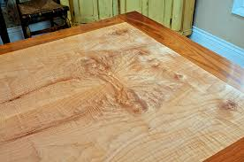 black walnut table for sale figured maple and black walnut dining table detail 4 burns