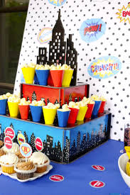 62 best superhero party ideas spiderman party ideas superman