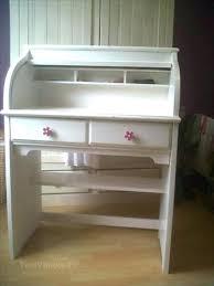 bureau secr aire bois bureau secretaire bois bureau secractaire blanc bois 54628191 meuble