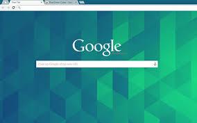 google themes lights blue green cubes chrome web store