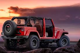 jeep moab truck red rock wrangler rubicon is ready to conquer moab