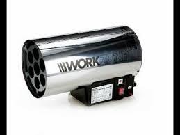 propane heater with fan turbo fan gas heater youtube