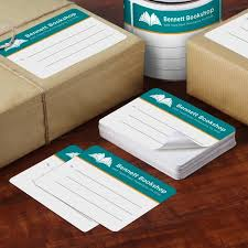 shipping and mailing labels cut to size or roll uprinting