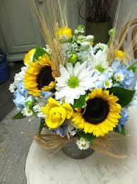 Sunflower Centerpiece The 25 Best Daisy Centerpieces Ideas On Pinterest Lemon