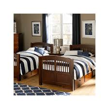 Hayden Twin Bed Walnut Street NE Kids - Ne kids bunk beds