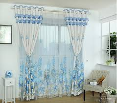 Room Curtain Plain Decoration Country Style Curtains For Living Room Projects
