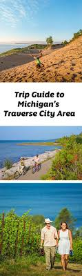 Michigan adventure travel images Inspiration point scenic lookout arcadia mi on m22 between jpg