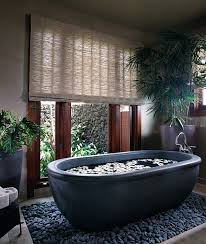 tranquil bathroom ideas bathroom trends freestanding bathtubs bring home the spa retreat