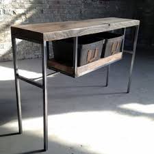 salvaged wood console table reclaimed wood entry tables hall tables and accent tables