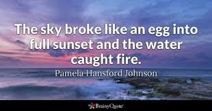 sunset quotes brainyquote