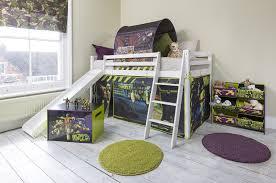 Mid Sleeper Bunk Bed Bedroom Amusing Turtle Bunk Bed Cool Turtle Bunk Bed