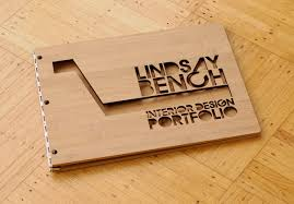 cool handmade portfolio idea especially for the aspiring graphic