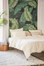 Home Decor Like Urban Outfitters Urban Outfitters Banana Leaf Tapestry Summer Home Decor 2017
