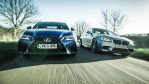 lexus gsf can the 2016 lexus gs f compete with bmw u0027s m5