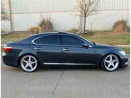 2008 lexus ls 460 tires 2008 lexus ls460 for sale classiccars com cc 972596