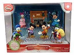 disney mickey s carol figurine