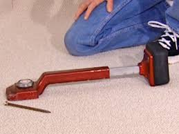 How Wide Is A Roll Of Carpet by How To Install Wall To Wall Carpet How Tos Diy