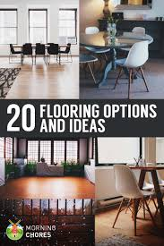 Laminate Flooring Options 20 Appealing Flooring Options U0026 Ideas That Are Sure To Astound You