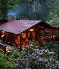 cabin with wide veranda cottage cabin u0026 camping pinterest