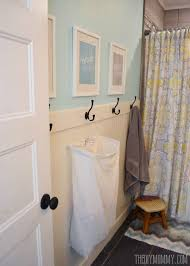 Towel Storage In Small Bathroom Best 10 Small Bathroom Storage Ideas On Pinterest Bathroom
