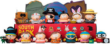 Where To Buy Blind Boxes Kidrobot Blind Box Mini Series South Park Fractured But Whole