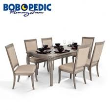bobs furniture kitchen table set gatsby dining room collections dining room bob s discount
