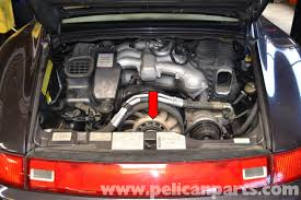 pelican technical article porsche 993 setting the engine at