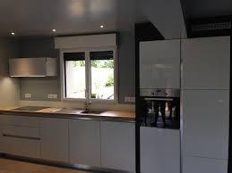 cuisine 2m décoration cuisine lineaire design 99 etienne 02510631