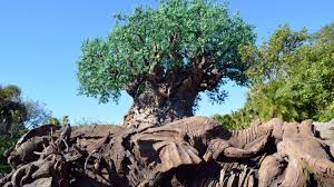 disney s animal kingdom new tree of carvings rivers of light
