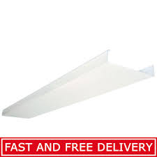lithonia lighting 4 ft replacement diffuser ship lithonia lighting 4 ft replacement lens dsb48 271065 ebay