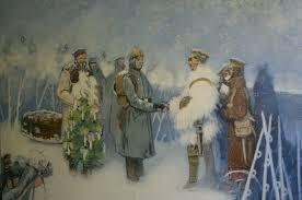the christmas truce 1914 wetcanvas