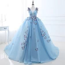 light blue wedding dresses shop light blue wedding dresses 2017 gown with