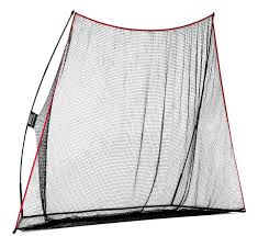 swing cage pvc golf practice driving hitting nets