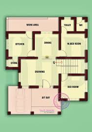 floor plans with cost to build house plan home plan of small house kerala home design and floor