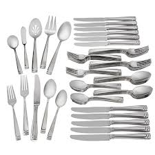conover stainless 65 flatware set waterford us