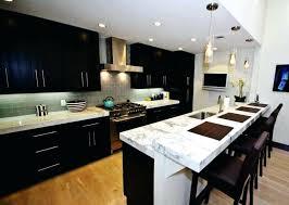 dark cabinet kitchen ideas backsplash ideas for dark cabinets omgespresso co