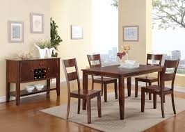 holland house 8203 rectangular table with tapered legs godby