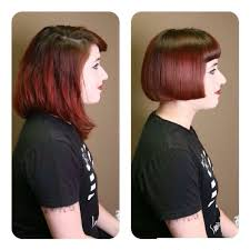 before and after bob haircuts fullerton ca united states
