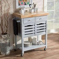 Kitchen Carts Islands Baxton Studio Carts Islands U0026 Utility Tables Kitchen The