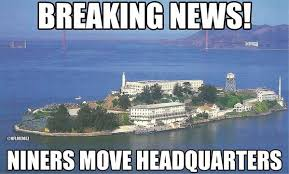 San Francisco 49ers Memes - nfl memes on twitter the san francisco 49ers have a new
