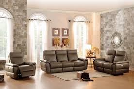 Power Reclining Sofa Set Homelegance Olympia Power Reclining Sofa Set Top Grain Leather